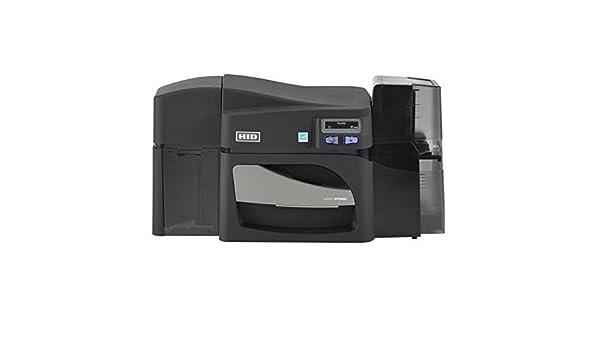 Fargo dtc4500e Carnet De Identidad Impresora Con laminación ...