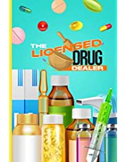 Pharmacist The Licensed Drug Dealer Notebook: Funny Pharmacist Gift Pharmacy Student Classnote Taker Journal With Lined Paper