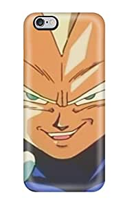 Iphone Cover Case - Dbz Vegeta Protective Case Compatibel With Iphone 6 Plus