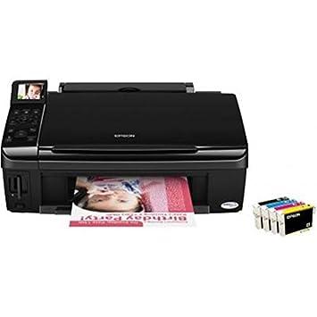 Epson Stylus SX410 impresora de inyección de tinta ...