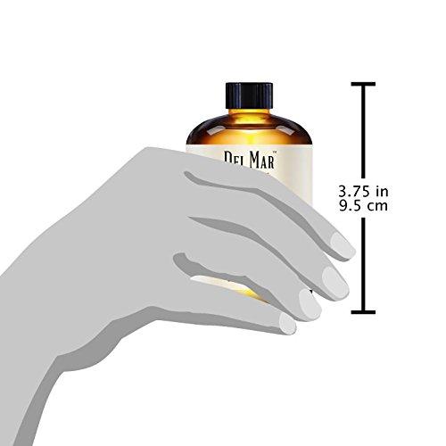 Del Mar Naturals Lemongrass Essential Oil, Pure and Natural, Therapeutic Grade Lemongrass Oil, 2 fl oz by Del Mar Naturals (Image #4)'
