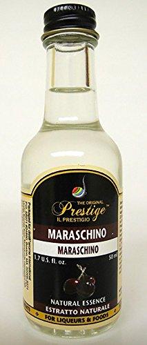 Liquor Quik Prestige Series Natural Liquor Essence 50 mL - Essence Apricot