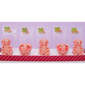 Funsch Marzipan Pig Assortment 0.88oz (5-pack)