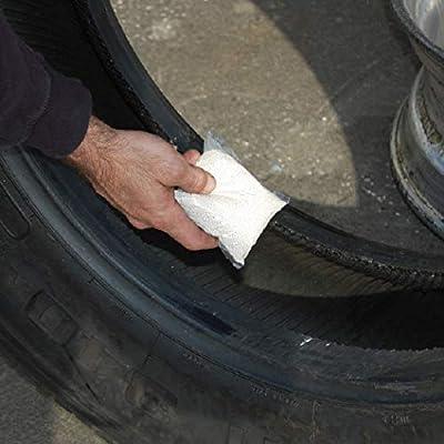 ESCO 20469C Tire Balancing Beads, 4 oz, Case of 24 Bags: Industrial & Scientific