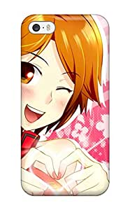 Evelyn C. Wingfield's Shop Hot Fashion Design Case Cover For Iphone 5/5s Protective Case (vocaloid)
