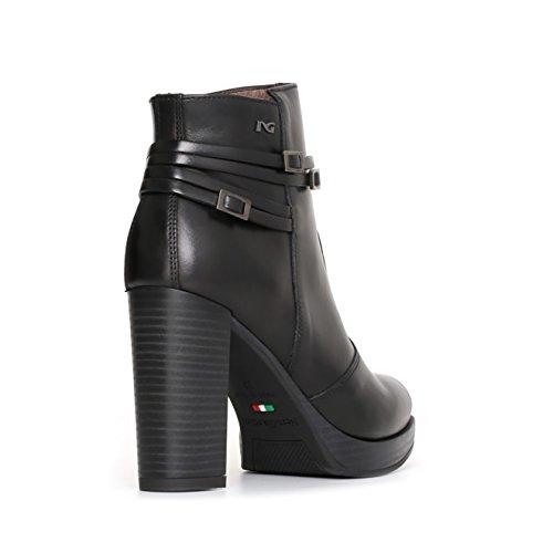 Montantes Noir Nero Femme Giardini Baskets BPfzqwUg