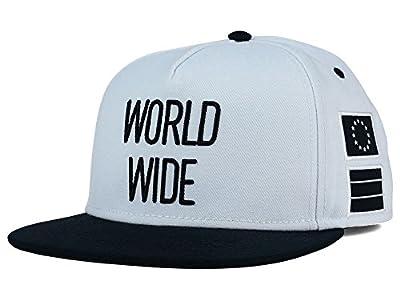 Cayler & Sons World Wide Snapback Hat