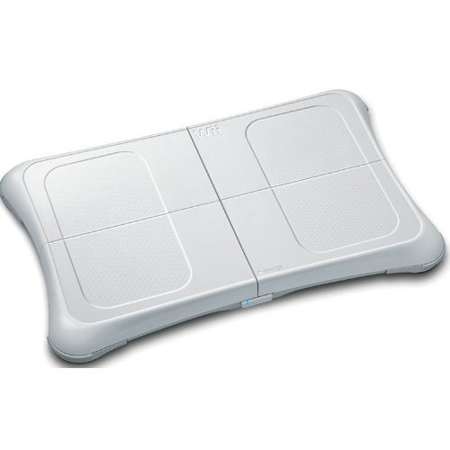 Nintendo Wii Fit Balance Board only , Fou use with the Wii, Wii compact model Nothing Else Included Tested works fine