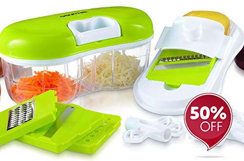 gch9290 chopper grater set one
