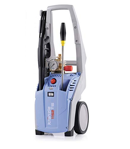 High Pressure Cleaner Kränzle K 1152 TS Without Dirt Killer,  Self-Supporting Frame