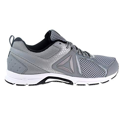 Reebok Men's Runner 2.0 MT 4E Sneaker, Flint Grey/Pewter/Bla