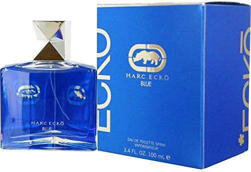 Marc Ecko Blue Eau de Toilette Spray 3.40 oz (Pack of 2) -  M-3648