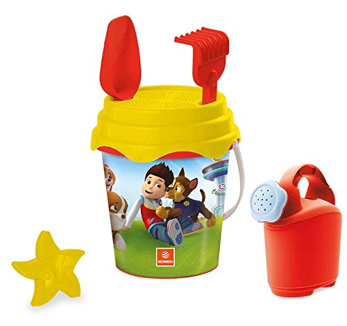 10 opinioni per Mondo 28243- Set da Spiaggia Paw Patrol Bucket Set