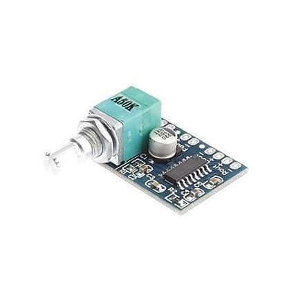 SMAKN® Mini PAM8403 5V Audio Ampli Digital Amplifier Board Support USB Powered Two Channel Stereo
