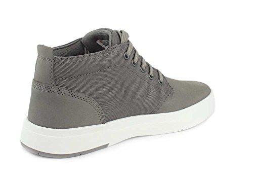 Grey Chukka Square Davis Men's Boots Timberland Medium xwHZfqzg