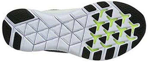Nike Free Train Instinct, Zapatillas de Gimnasia para Hombre Blanco (White / Black)
