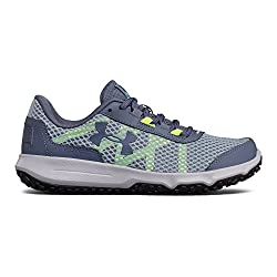 Under Armour Women's Toccoa, Solder (300)overcast Gray, 8.5