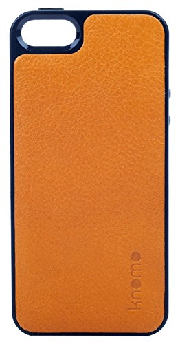 Knomo 90-950-BTO Open Face Moulded Hülle für Apple iPhone 5 Burnt Ochre