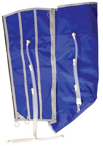 Inflatable Expander, Full Arm 3/4 Leg 3 Chambers