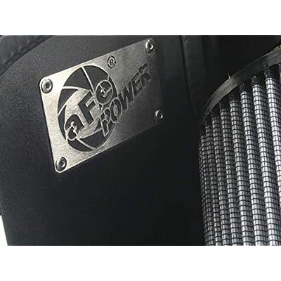 aFe Power Magnum FORCE 51-12032 Dodge Diesel Trucks 10-12 L6-6.7L (td) Performance Intake System (Dry, 3-Layer Filter): Automotive