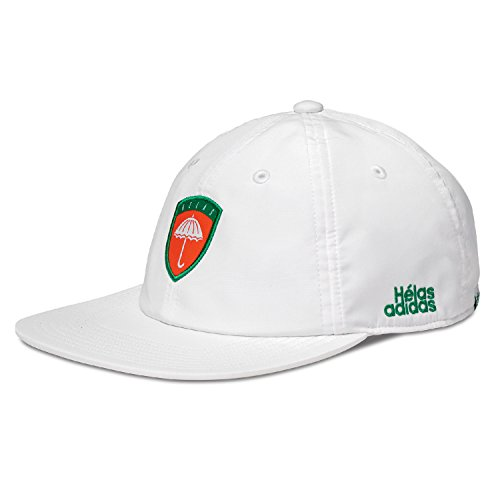 Adidas Helas (White) 6-Panel Hat