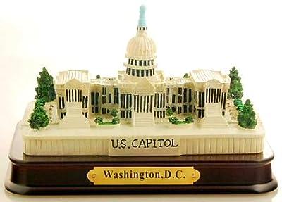 Washington DC Souvenir Paperweight Replica - Capitol, Washington DC Souvenirs, Washington D.C. Gifts