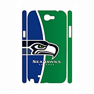 Customized Football Series Team Logo Pattern Skin for Samsung Galaxy Note 2 N7100 Case