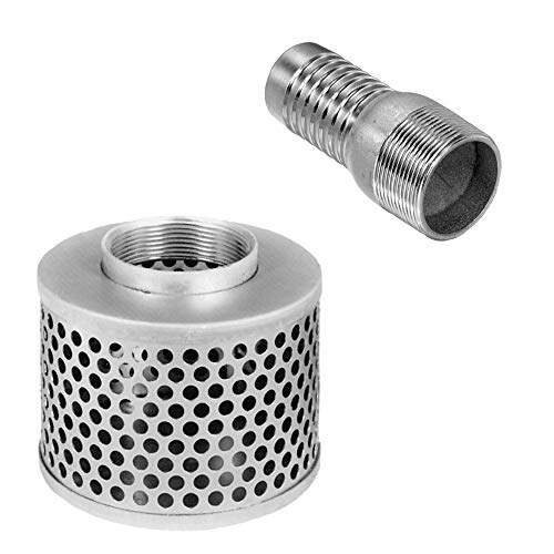 Highest Rated Suction Strainers