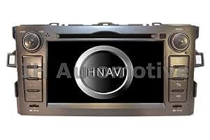 Ihnavi Ih928 - Sistema de navegación radio gps para toyota auris. gama excellent
