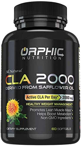 Capsules Safflower Non Stimulant Supplement Metabolism