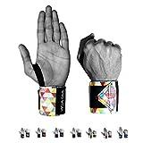 WOD Wear Elastic Wrist Wraps for