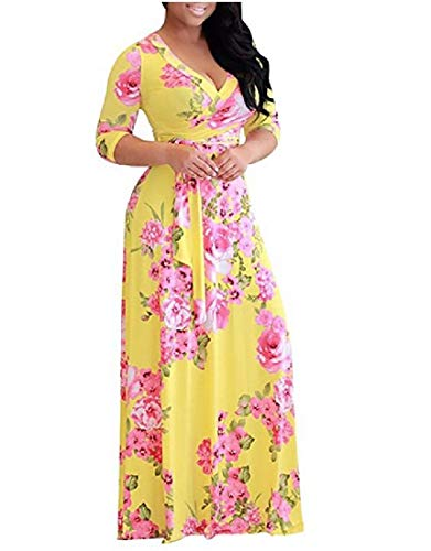 Neck Fall Party As1 Plus Coolred V Sleeve Winter Long Dress Women 2 Size 1 FwCqvPC5