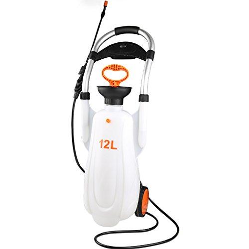 Garden Sprayer 12l (LXY Creative Hand Push Double Head Sprayer Large Capacity Watering can)