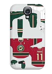 minnesota wild hockey nhl (1) NHL Sports & Colleges fashionable Samsung Galaxy S4 cases 2183557K260276579