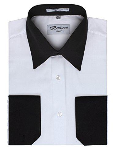 dress shirts with fancy cuffs - 1