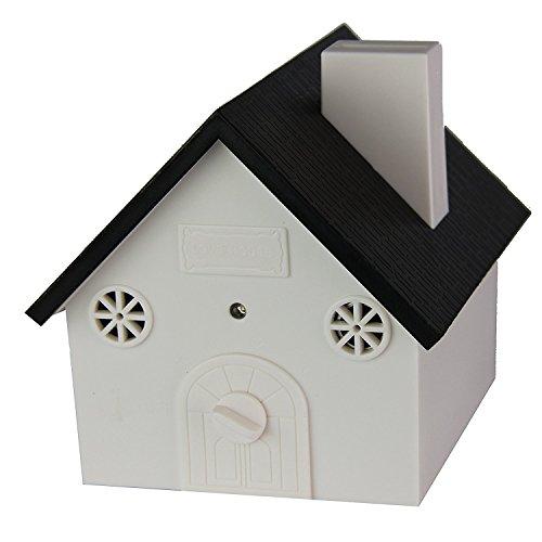 Ultrasonic Dog Bark Control, Anti Dog Barking Device, No More Barking Dogs, Dog Bark Deterrent by Go Plum Crazy, LLC