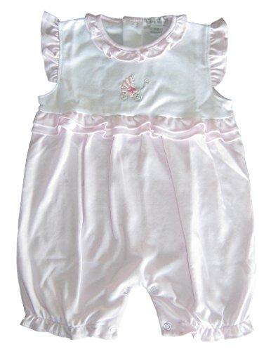 Kissy Kissy Baby-Girls Infant Grand Pram Sleeveless Short Playsuit
