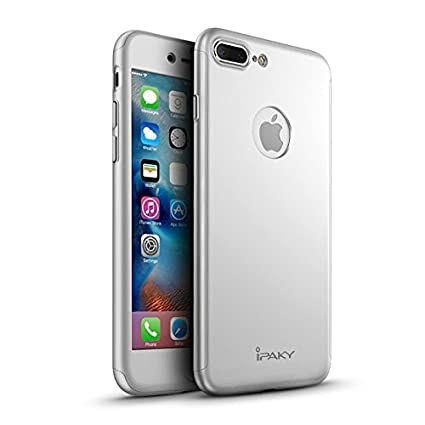 FUNDA CARCASA IPAKY® ORIGINAL ULTRA-FINA DE TPU PROTECCION 360º PARA IPHONE 7 PLUS 5,5