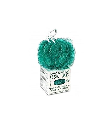 Greenatural, toalla de baño de pared de plástico reciclado