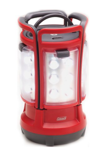 Coleman LED Quad Lantern, Outdoor Stuffs