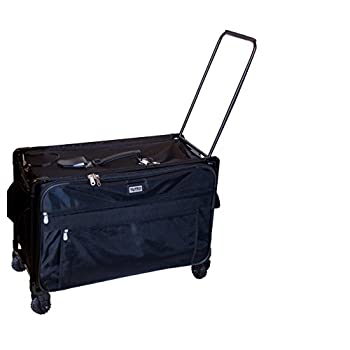 Image of Carrying Cases Tutto 2XL Black Monster Machine Bag on Wheels
