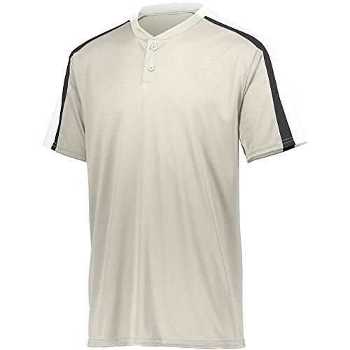 Augusta Sportswear Boys Power Plus Jersey 2.0 S Silver -