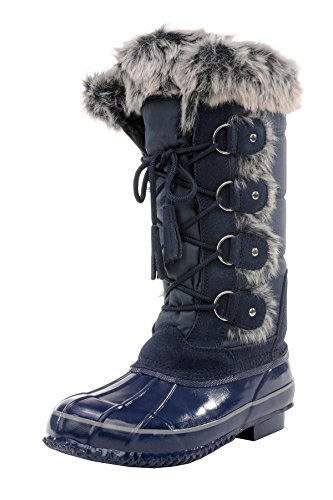Sporto Women's Sleigh Ride Snow Boot (9 B(M) US, - Sporto Fur Boots