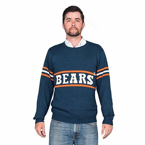 SNL Da Bears Chicago Adult Long Sleeve Sweater (Adult -