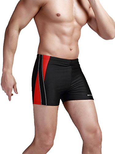 Neleus Mens Compression Square Swimsuit product image