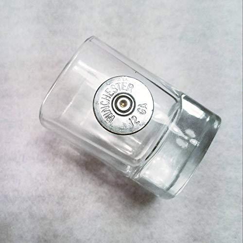 Shotgun Shell Shot Glasses - Shotgun Shooters