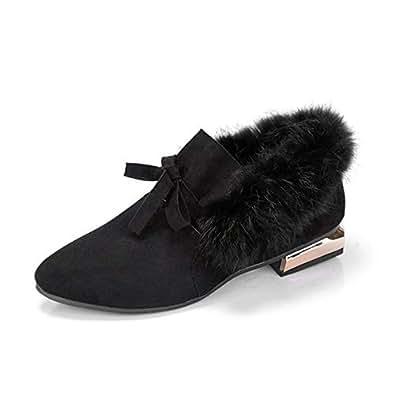 Amazon.com | Believed Women Martini Boots Autumn Winter