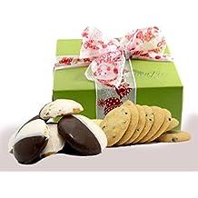 SAMPLER - Winter Wonderland! Gluten Free Gift Box, Xmas Gift Baskets, Family ...