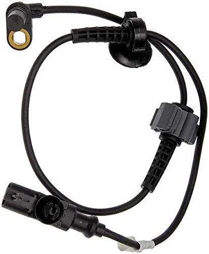 APDTY 081464 ABS Anti-Lock Brake Wheel Speed Sensor Fits Front Left or Right 2007-2014 Escalade Avalanche Silverado Sierra Suburban Tahoe Yukon (Except 2007 Classic; Replaces 15229012, 22740468) Anti Lock Brake Sensor