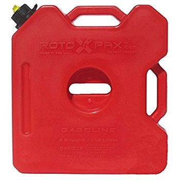 (RotopaX RX-3G Gasoline Pack - 3 Gallon Capacity)